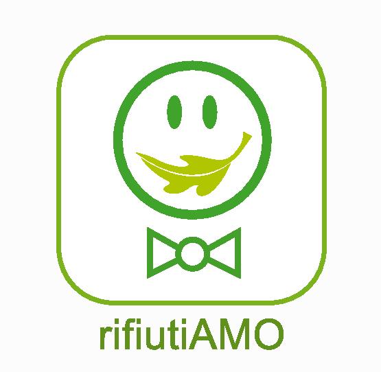 Logo dell'app da cercare sugli store