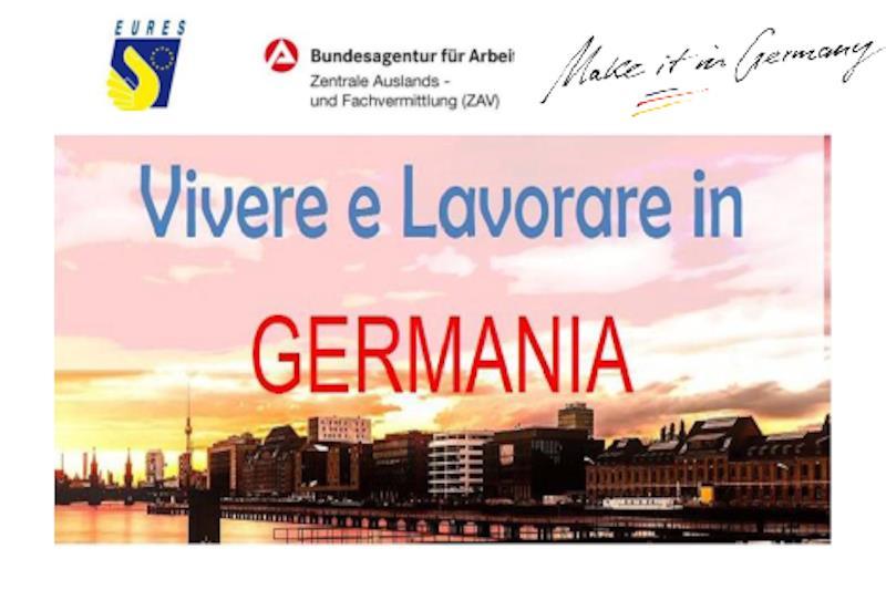 Eures Lombardia: seminario informativo per coloro che cercano lavoro in Germania