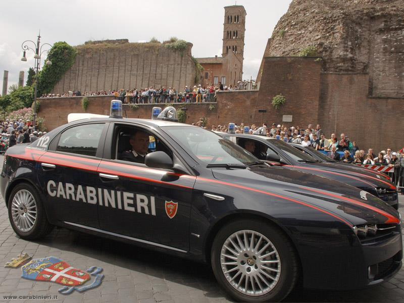 Da grande farò... il Carabiniere!