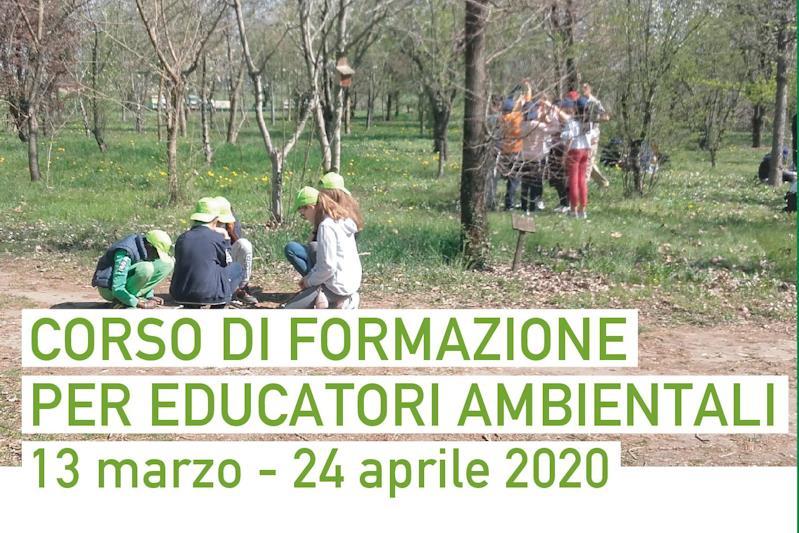 Parco del Serio: corso di formazione per educatori ambientali