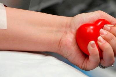 Donazioni di sangue e servizi trasfusionali: attività regolari
