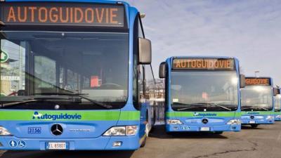 """Autoguidovie: """"Sui nostri bus adottate misure d'igiene e iniziative"""""""