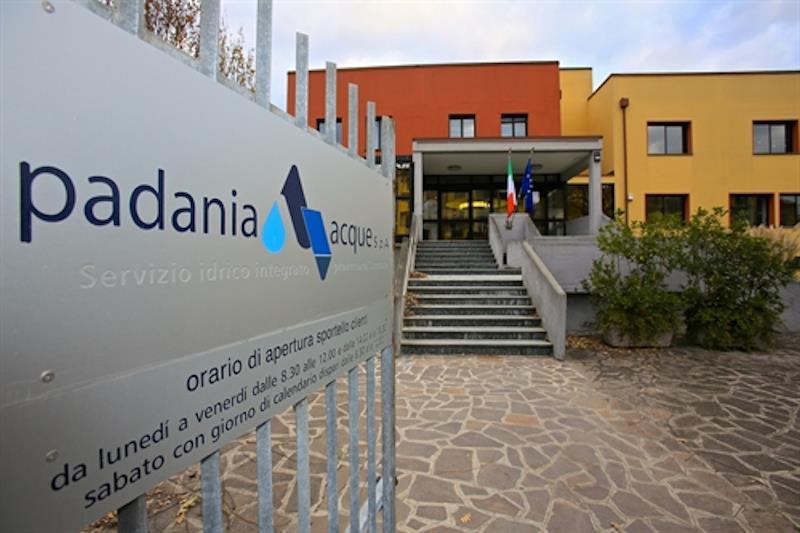Padania Acque: sportelli di Crema e Cremona chiusi