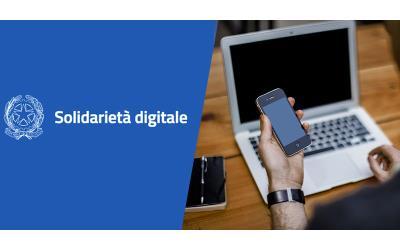 Coronavirus: la digitalizzazione a supporto di cittadini e imprese