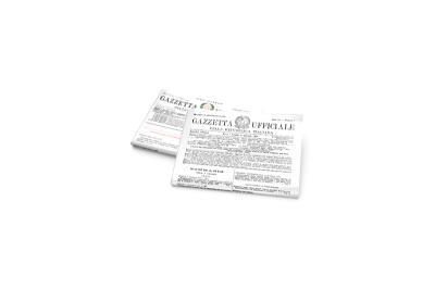Gazzetta ufficiale 25 marzo 2020 - Misure urgenti per evitare la diffusione del COVID-19