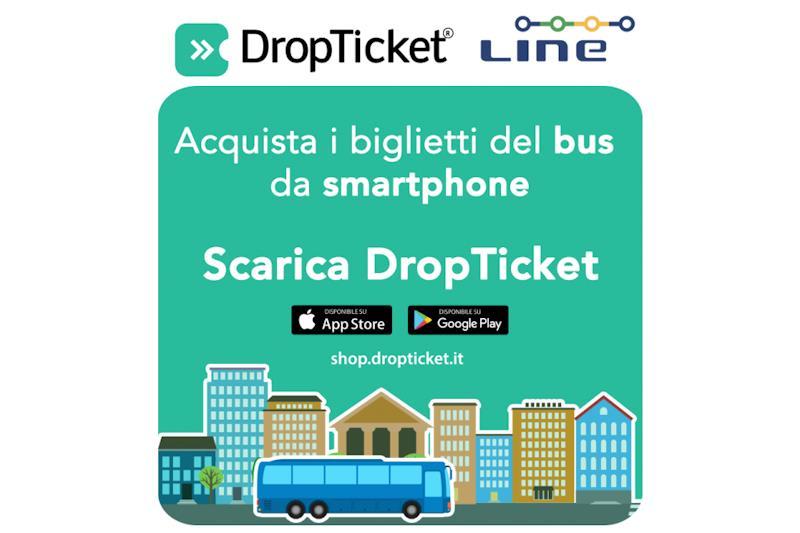 Line: biglietti bus online e tramite App
