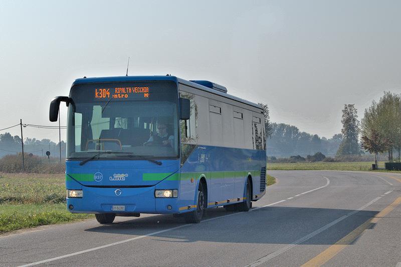 Indicazioni e norme di comportamento per l'accesso sui bus della Line