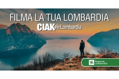 "Bando regionale: ""Ciak #inLombardia - Lombardia Riparte"""