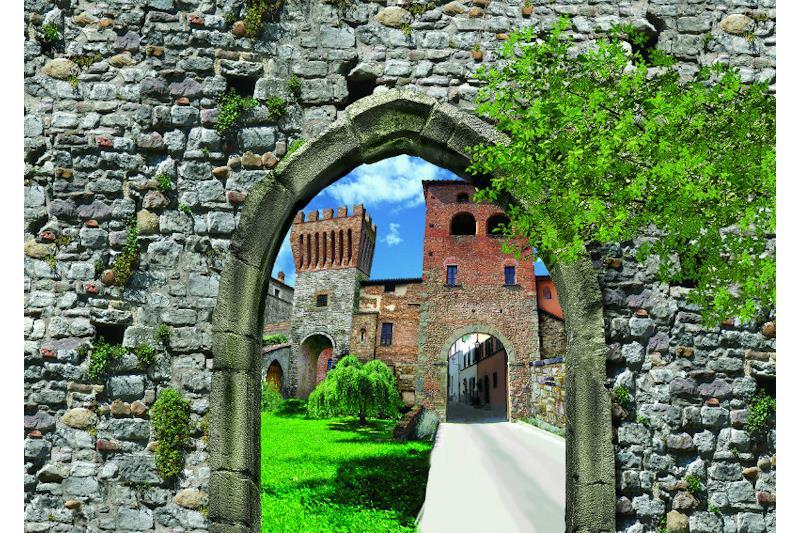 Pianura da scoprire. Tornano le Giornate dei castelli, palazzi e borghi medievali!