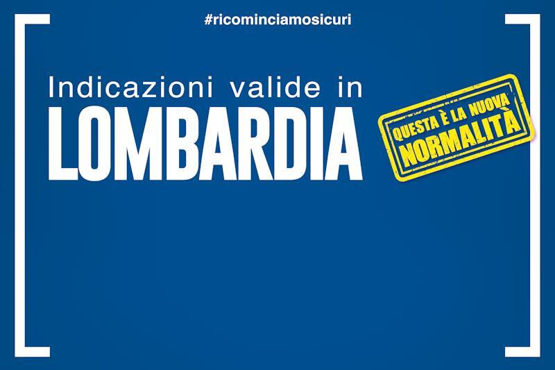 Coronavirus: i provvedimenti di Regione Lombardia del 13 agosto