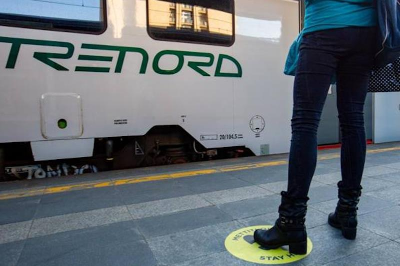 Trenord: rimborsi emergenza Covid-19