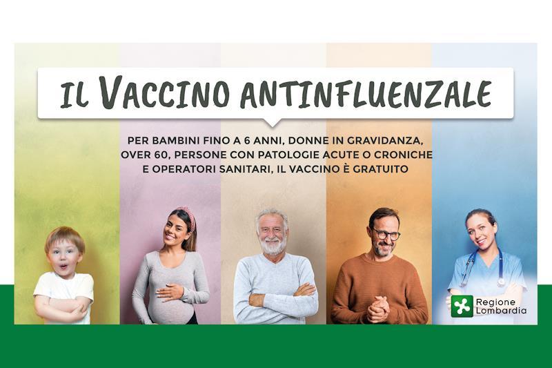 Campagna antifluenzale 2020/2021, contro l'influenza stagionale