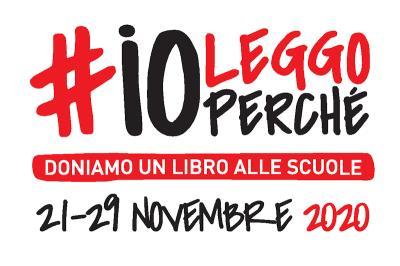 Iniziativa: 'IOLEGGOPERCHÈ' in aiuto alle biblioteche scolastiche