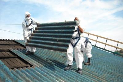 Preavviso apertura bando per contributi rimozione amianto da edifici privati