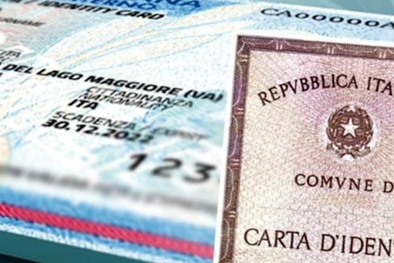 Documenti d'identità