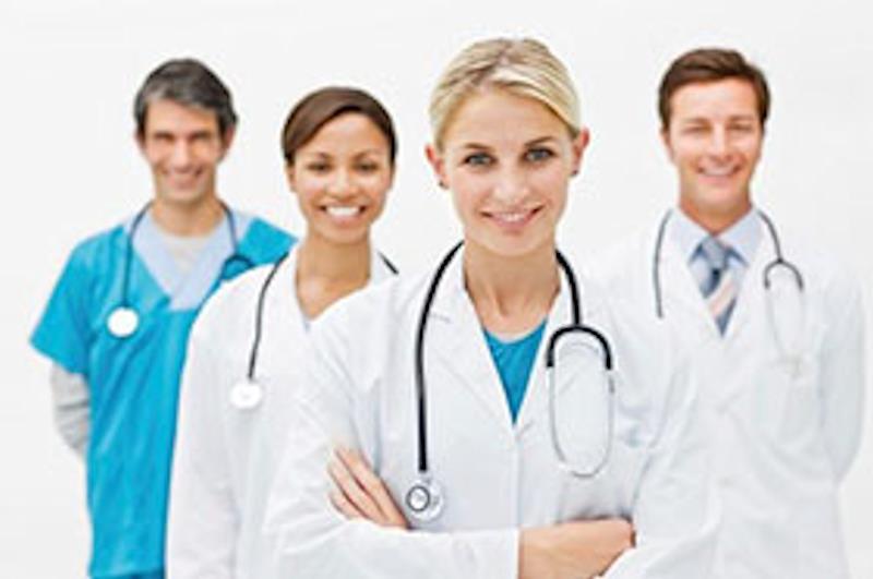Alcuni medici e sanitari
