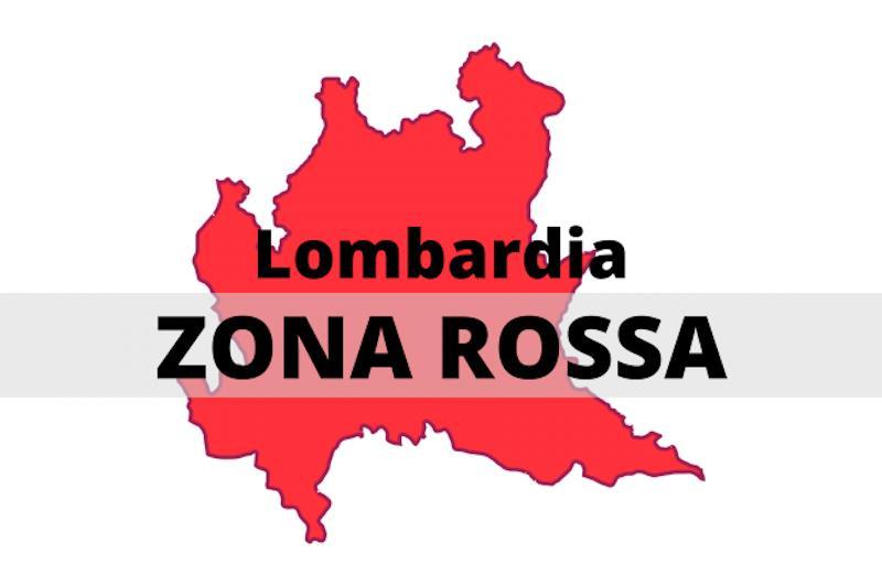 Immagini Lombardia Cartina.La Lombardia In Zona Rossa Cosa Si Puo Fare E Cosa Non Si Puo Fare Comune Di Trigolo