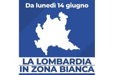 Sagoma della regione Lombardia