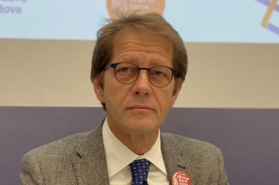 Il presidente di AVIS Nazionale Gianpietro Briola