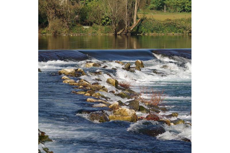 Scorcio del fiume Serio