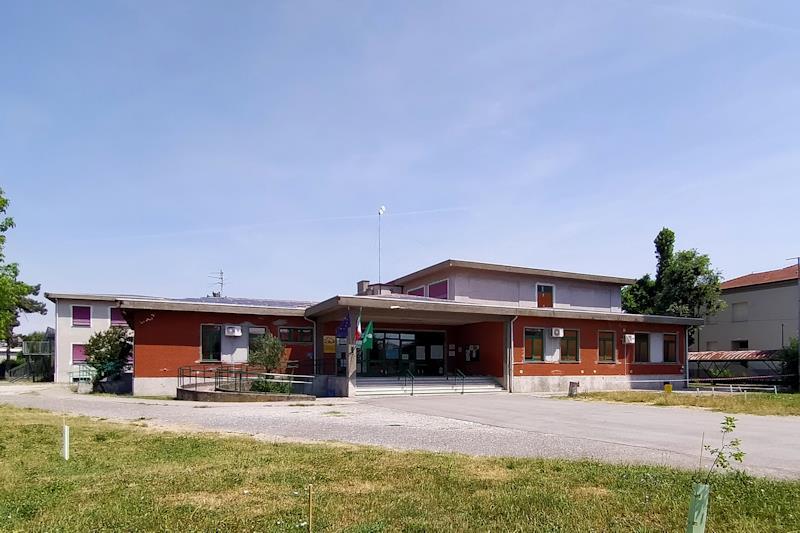 La sede dell'Istituto comprensivo