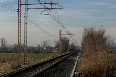 Una ferrovia